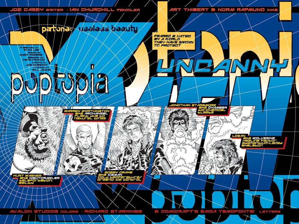 Issue #395 title spread